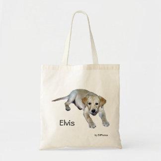 Yellow Labrador Puppy Bag