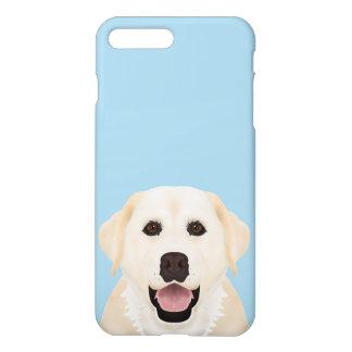 yellow labrador retriever cartoon iPhone 8 plus/7 plus case