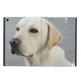 Yellow Labrador Retriever Cover For iPad Air