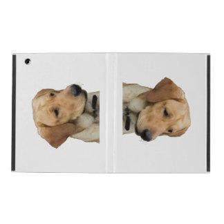 Yellow Labrador Retriever iPad Case