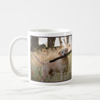 Yellow Labrador Retriever Mug