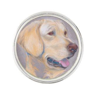 Yellow Labrador Retriever Portrait