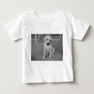 Yellow Labrador Retriever Puppy Baby T-Shirt