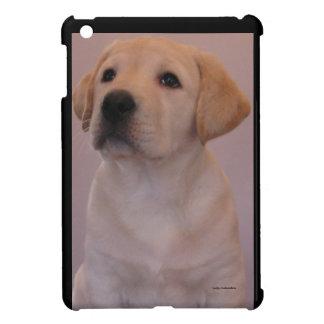 Yellow Labrador Retriever Puppy iPad Mini Covers