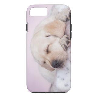 Yellow labrador retriever puppy iPhone 7 case
