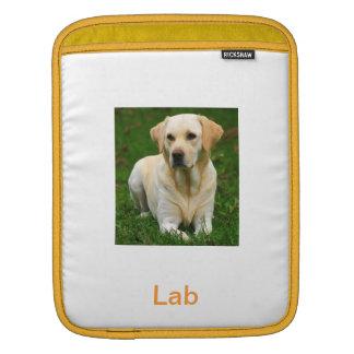 Yellow Labrador Retriever Rickshaw Sleeve
