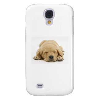Yellow Labrador Retriever Samsung Galaxy S4 Case
