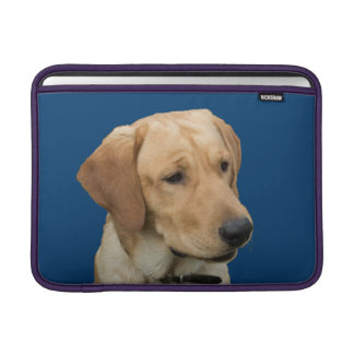 Yellow Labrador Retriever Sleeve For MacBook Air