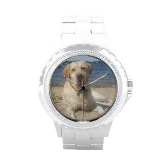 Yellow Labrador Retriever Watches