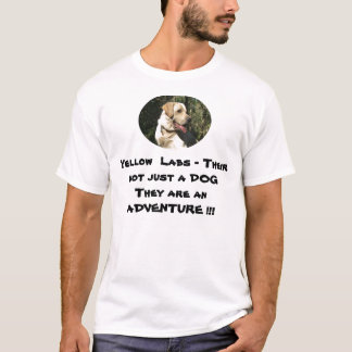 Yellow Labs - Adventure T-Shirt