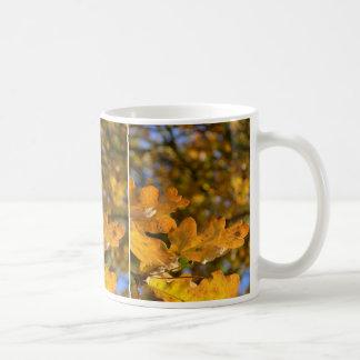 Yellow Leaves Mug