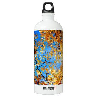 Yellow Leaves SIGG Traveler 1.0L Water Bottle