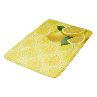Yellow Lemons Kitchen Rug Mat Home Decor