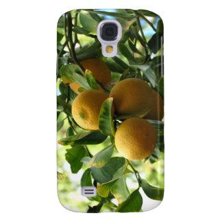 Yellow Lemons On The Tree Samsung Galaxy S4 Cases