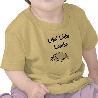 yellow Life' Litte Lambs  Shirts