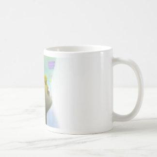 Yellow Light Coffee Mug