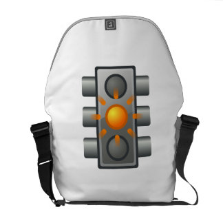 Yellow Light Courier Bags