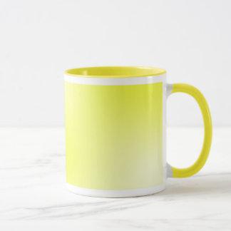 Yellow Light Mug
