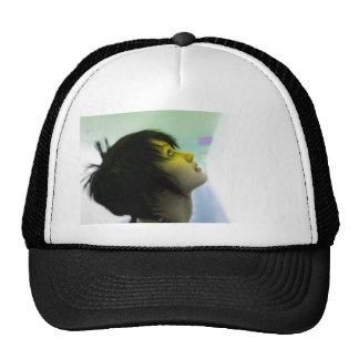 Yellow Light Trucker Hat