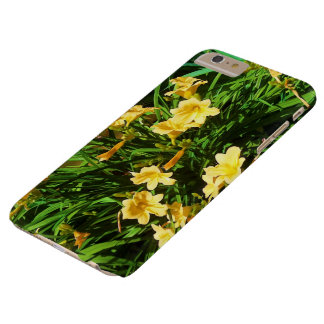 Yellow Lilies iPhone 6 Plus case