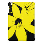Yellow Lilly Flowers iPad Mini Case