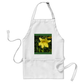 Yellow Lily Apron