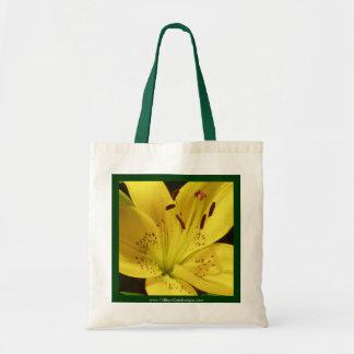 Yellow Lily Bag