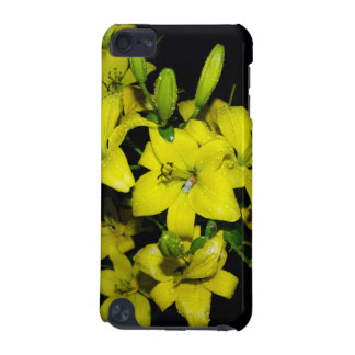 Yellow Lily iPod Touch (5th Generation) Case