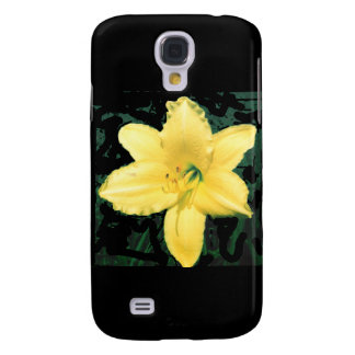 Yellow Lily Samsung Galaxy S4 Cover
