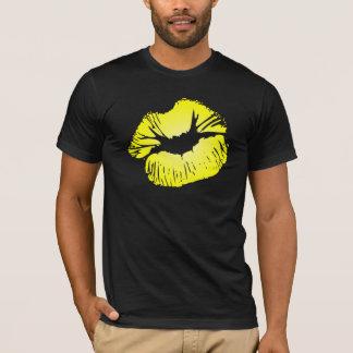 Yellow Lips T-Shirt
