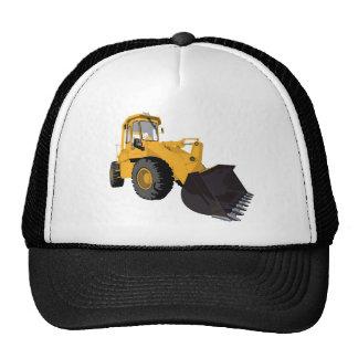 Yellow Loader Cap