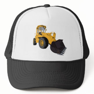 Yellow Loader Trucker Hat