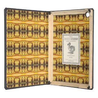 Yellow Locust iPad Air Cover