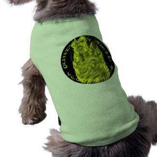Yellow Logo Dog Clothes