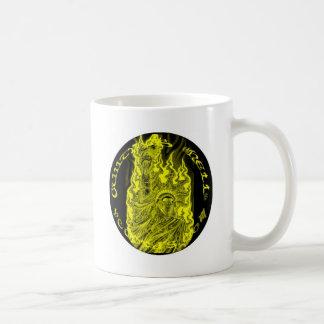 Yellow Logo Coffee Mug