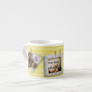 Yellow Love XOXO Cherish Teddy Bears Baby Mug