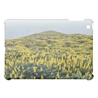Yellow Lupine And Pacific, Tomales Point flowers Case For The iPad Mini