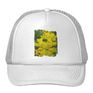 Yellow Lupine Baseball Hat