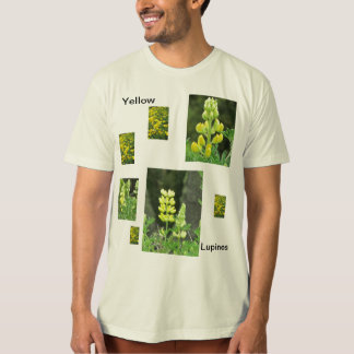 Yellow Lupines T-Shirt