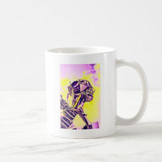 Yellow Man Coffee Mug