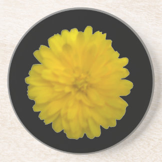 Yellow Marigold Coasters