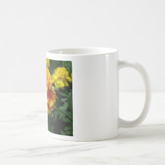 Yellow Marigold Coffee Mug
