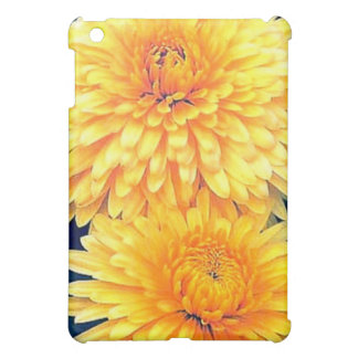 Yellow Marigold Case For The iPad Mini