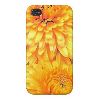 Yellow Marigold iPhone 4/4S Cases