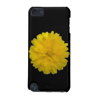 Yellow Marigold iPod Case