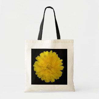 Yellow Marigold Tote Bag