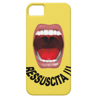 Yellow marries POP Fun - IT REVIVES! iPhone SE/5/5s Case