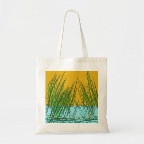 Yellow Marsh Bag zazzle_bag