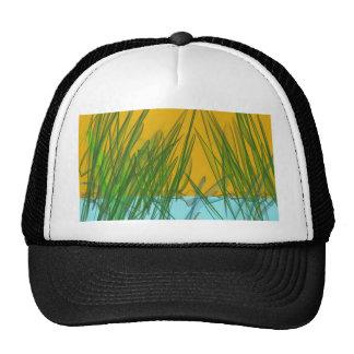 Yellow Marsh Hat