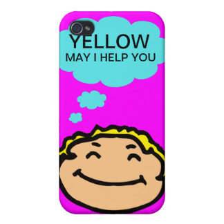 YELLOW, may I help you? iPhone 4/4S Cases